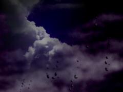 nuages de nuit by zb